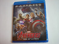 Marvel Avengers Age of Ultron Blu-ray Disc, 2015, No Slipcover