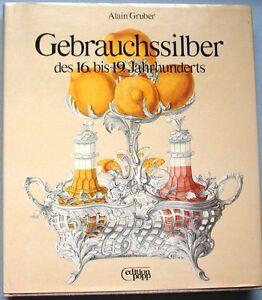 Gebrauchssilber-16-19-Jh-Tafelsilber-Leuchter-Tablett-Besteck-Terrine-Kannen