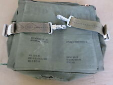 US Army Airforce Paratrooper Pilot Inflatable Raft Bag Type ML-4 Survival Kit