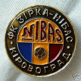 Olympics Badge-button Football Fc Zirka-nibas Ussr A Great Variety Of Models Sport Pin
