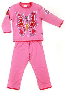 c0ed09272 KIDiD Kid Girls Pajamas Age 3-4 Years Childrens Child Medium Pink ...