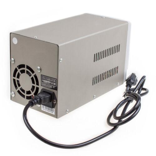 Regelbar Trafo Netzteil Netzgerät Labornetzteil Power Supply 0-30V 10A 0-15V