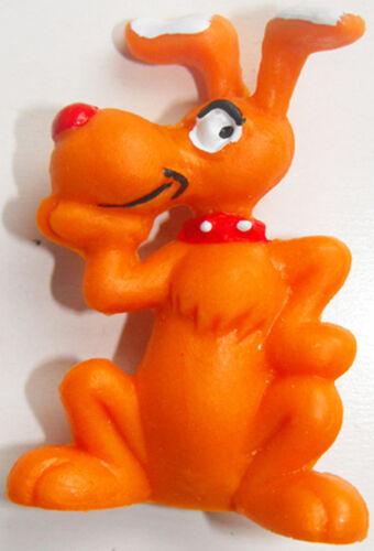 environ 5.08 cm Inspecteur Gadget cerveau le chien en plastique 2 in figurine inspecteur gadget IGF002