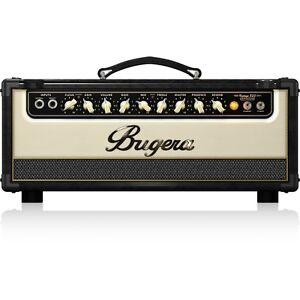 Bugera-V22HD-Infinium-22W-2Ch-Tube-Guitar-Amplifier-Amp-Head-w-Reverb-3-band-EQ