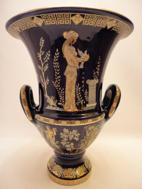 Gods Daphne Apollo Dionysus Aphrodite Rare Ancient Greek Art Pottery