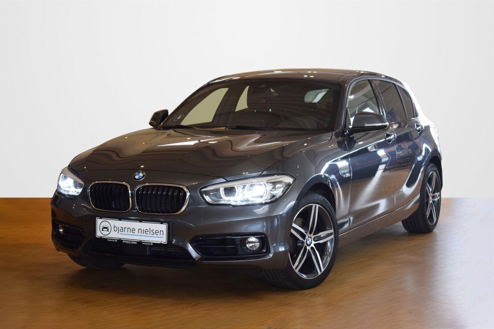 BMW 118d Billede 2
