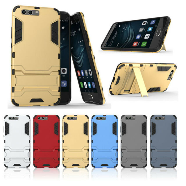 c14af753e2d Cover Case Hybrid Iron Man Huawei P10 Lite Resistant Anti-shock with ...