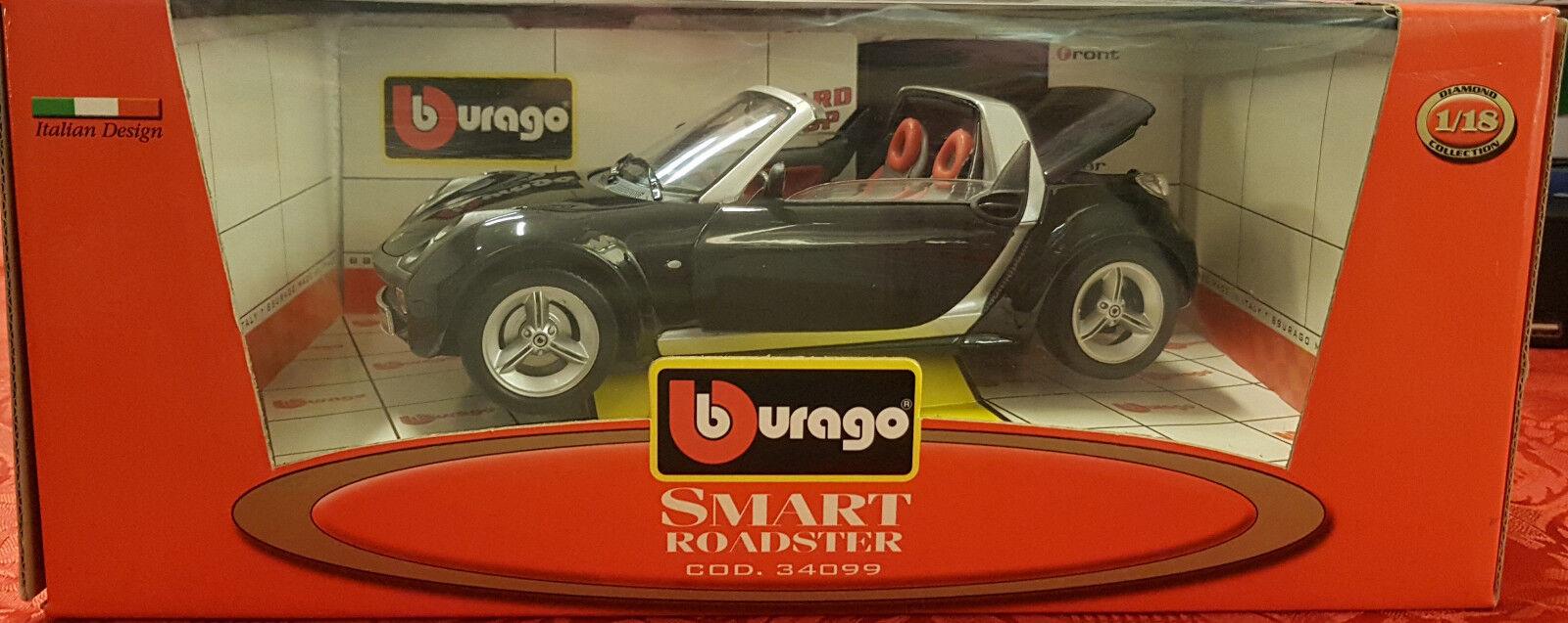 BURAGO - - - SMART Roadster - 1 18 - DIAMOND Collection - Cod. 34099 e37dfe