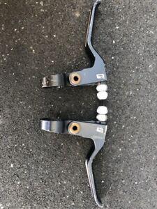 Paul brake levers Cantilever/V-Brakes Mountain Bike Retro Vintage MTB One Damage
