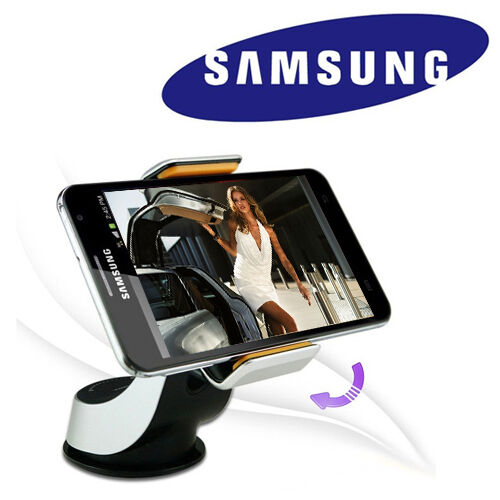 SAMSUNG Car Dash Mount Holder for iphone 4 4s 5 5s 6 Galaxy S Note Edge 2 3 4 5