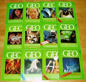 GEO-Zeitschrift-1986-komplett-Bild-der-Erde-Jahrgang-12-Hefte-Sammlung-Natur