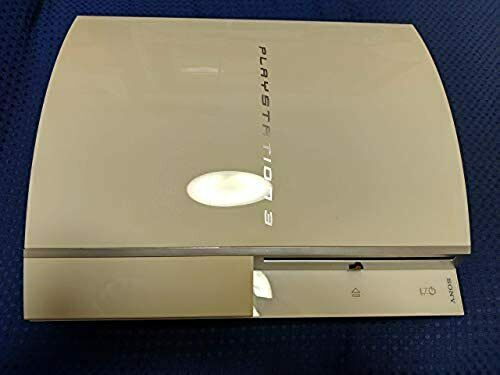 Sony PlayStation 3 Console Ceramic White Used