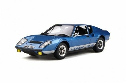 Ligier js2 blau traf.ot293 1,18 otto - modelle
