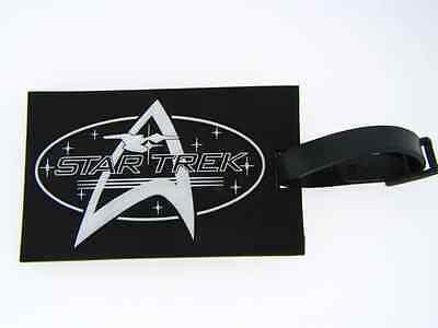 McCoy Graphic Luggage Tag Star Trek Dr