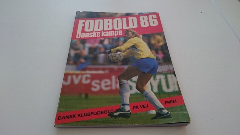 Fodboldkampe 1986, Magasin