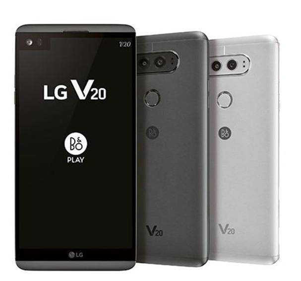 LG V20 H918 64GB 16MP 4GB RAM Android 4G LTE GSM Unlocked 5.7'' Smartphone - A