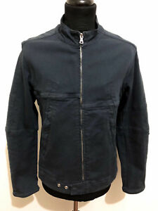 5924da49ed Dettagli su PRADA Giubbotto Uomo Cotone Heavy Cotton Man Short Jacket Sz.S  - 46