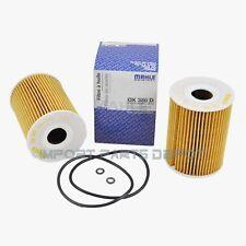 Mercedes-Benz / Sprinter Engine Oil Filter Mahle Original OEM 6420009 (2pcs)
