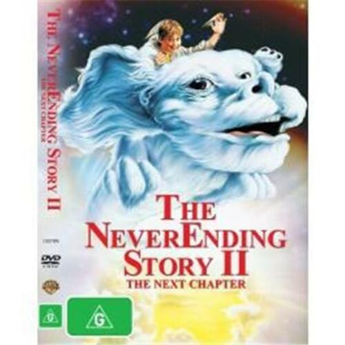 1 of 1 - THE NEVER-ENDING STORY 2 : NEW DVD
