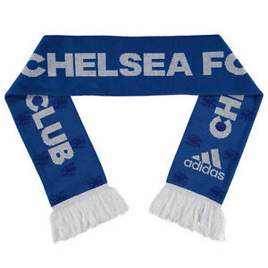 Adidas-Chelsea-Football-Club-FC-Bufanda-Unisex-Guardar-40-Normalmente
