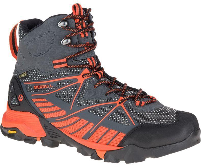 Merrell Capra Venture Mid Gore Tex Surround Hiking Boots J35679 Men's 7.5  230