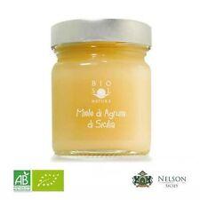 Miele di Arancio BIO da 250g Biosolnatura 100% Organic Orange Honey