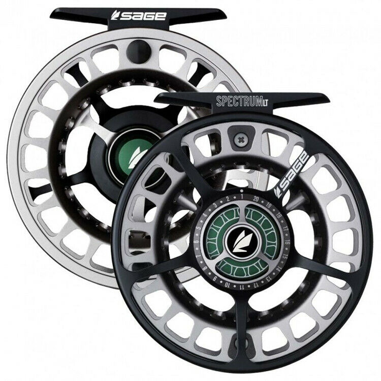 Spettro SAGE Fly Fishing mulinelli