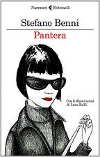 Pantera - Stefano Benni - Libro nuovo in Offerta!