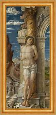 St. Sebastian Andrea Mantegna Kirche Märtyrer Sankt Heiliger Tod B A3 00483