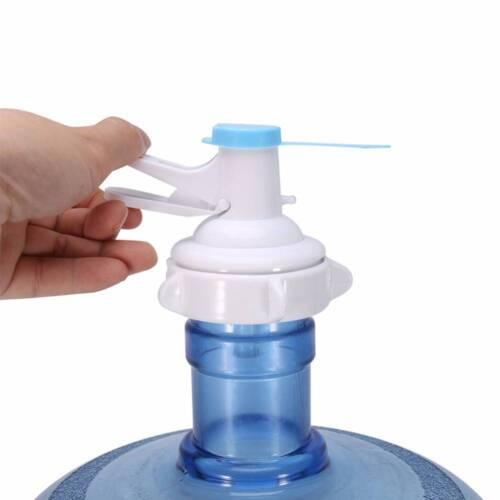Manual 5 Gallon Bottle Jug Pump Drinking Water Spout Dispenser w//Dustproof Cap