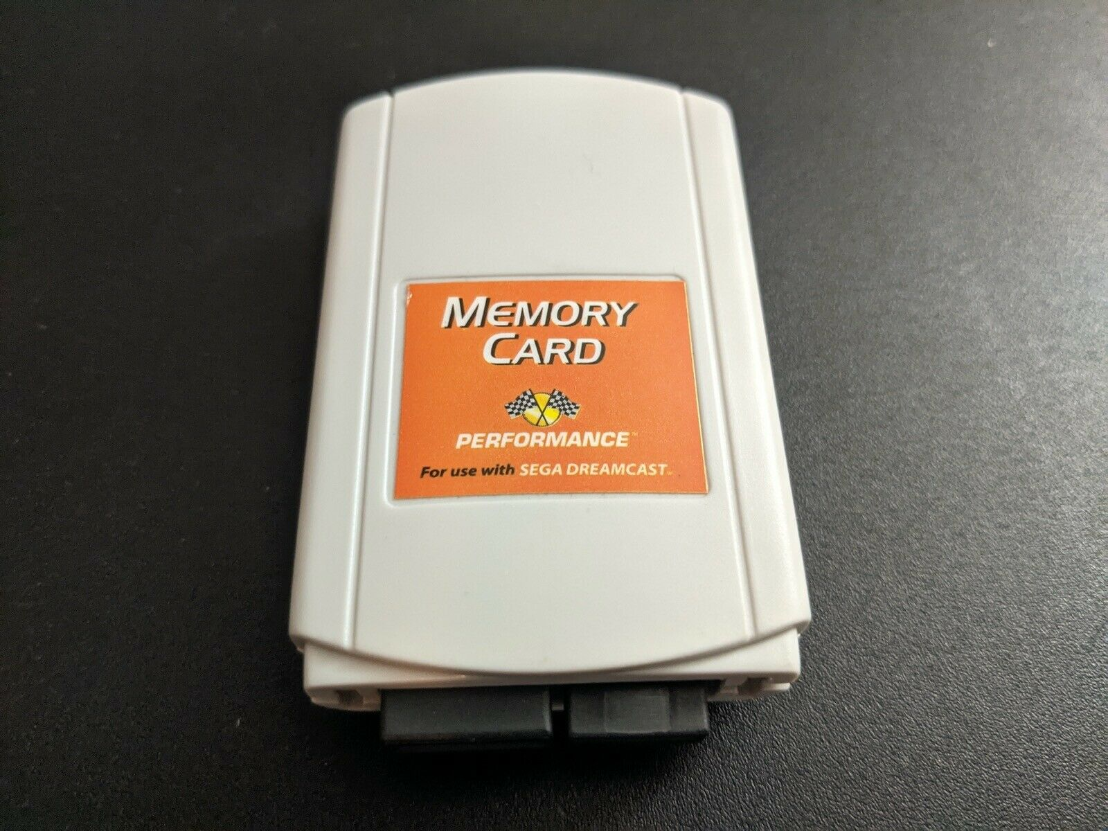 Performance Sega Dreamcast Memory Card Very Good Condition P-20-316