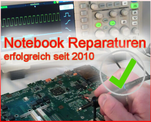 A1286 Apple MacBook Pro GPU Grafikchip Logicboard Mainboard Reparatur