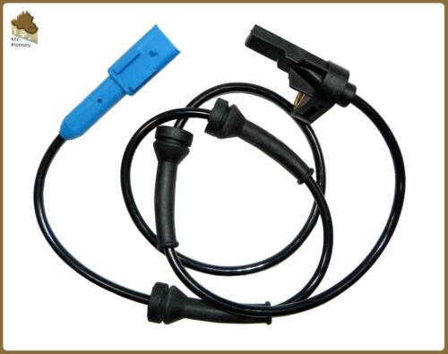 454599 GBS1020 vorne L/&R Peugeot 206 ABS-Sensor Raddrehzahlsensor NEU!!