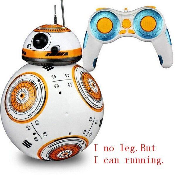 AMERICA Star Wars BB-8 telecomando Robot Action Figure Giocattolo