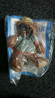 Il Teddy Bear Collection-issue 78 Ming Il Mandarino Sigillato-mostra Il Titolo Originale