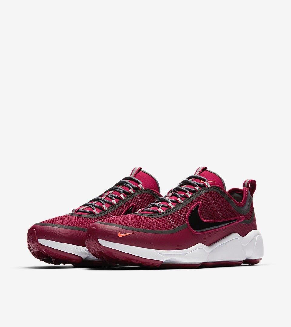 Nike Nike Nike Zoom Spiridon Team Rosso Nero sprdn misura EUR 43 876267 600 ab8c1f