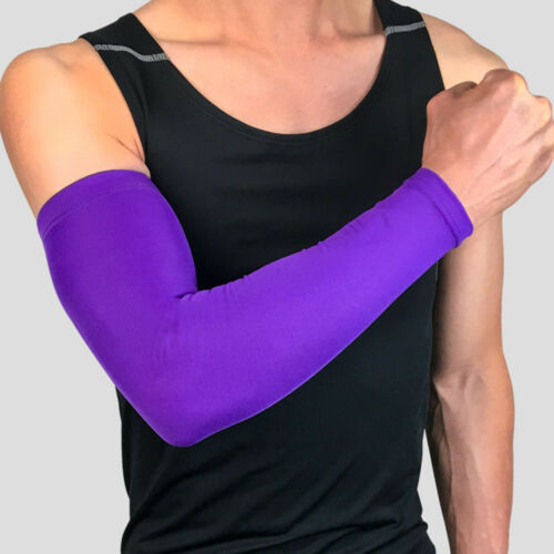 1PC Compression Sports Arm Brace Support Sleeve Spider Net Cycling Basketball S1
