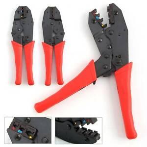 9-034-Trinquete-Arrugador-Alicates-cable-Electrico-Crimp-Terminales-Crimpado-kits-de-Reino-Unido