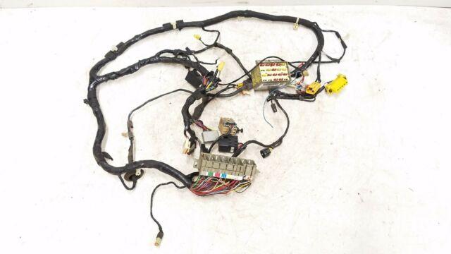 Jeep Wrangler Tj Under Dash Fuse Box Wiring Harness 1999