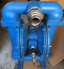 Sandpiperwarren Rupp 2 Industrial Aluminum Diaphragm Pump