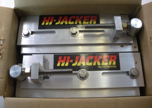 "TH Marine JP-1A-DP Hi-Jacker Jack Plate 6/"""
