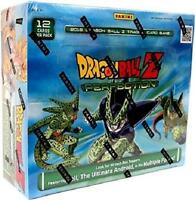 Dragon Ball Z Ccg Panini Perfection Booster Sealed Box Dbz - In Stock
