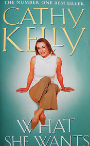 Cathy-Kelly-What-She-Wants-Softcover