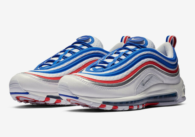 official photos 1c273 0a1a1 Nike Air Max 97 All Star Jersey Game Royal Red Silver