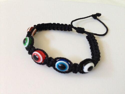 evil eye bracelet pulsera roja para el mal de ojo potente amuleto hecha a mano