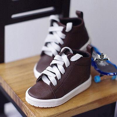 1//3 BJD Boots SD13 Dollfie Black Casual shoes Sneaker MID DOD LUTS SOOM AOD DZ
