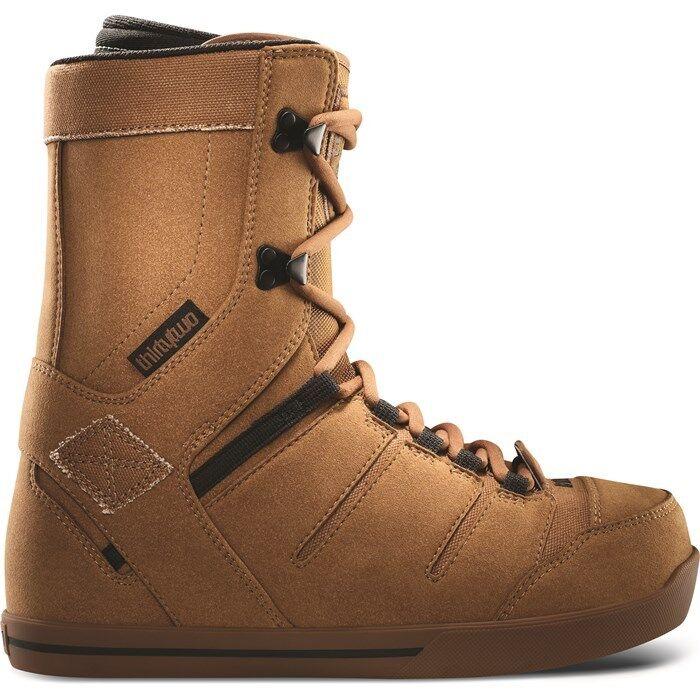 32 32 32 Joe Sexton firma botas de esquí marróns SZ 7 32 anb