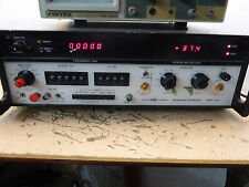Systron Donner 1626 Microwave Frequency Synthesizer Oscillator Sweep 26 H5