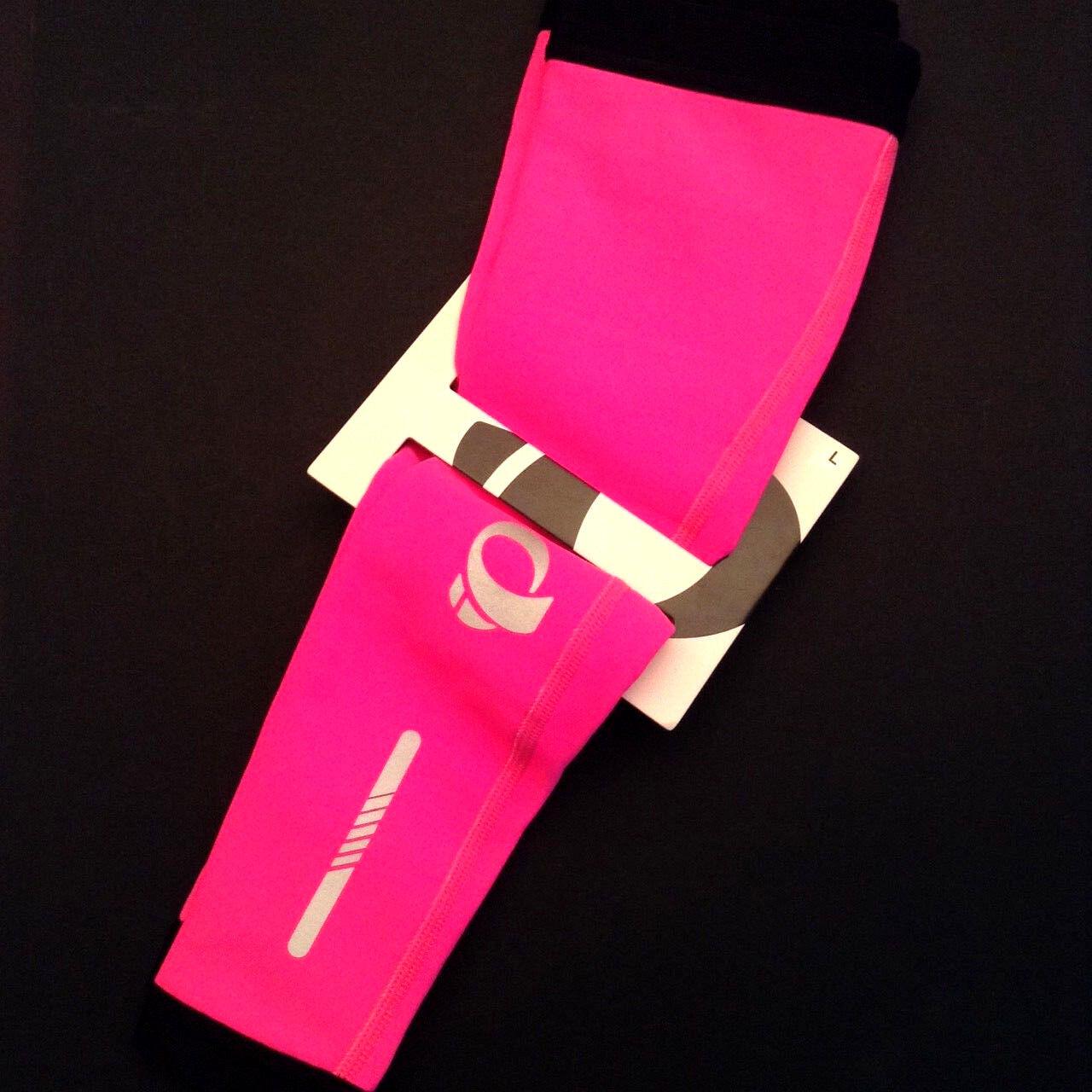 Pearl Izumi Women's Elite Thermal Arm  Warmer Size Large Pink  classic fashion