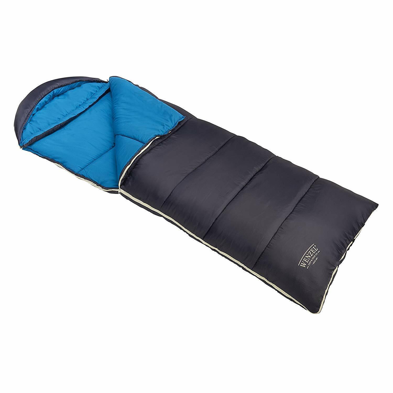 Wenzel Unisex's galavant Saco de dormir, chaquetón, 220 X 84 Cm